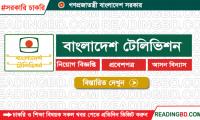 Bangladesh Television Job Circular 2019